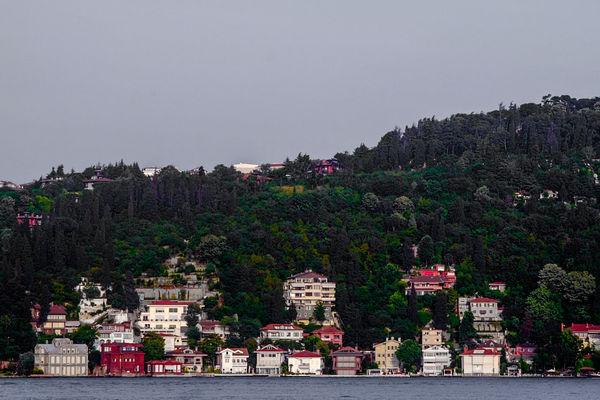 Istanbul Turkey Istanbul Cityscapes Landscape Bosphorus