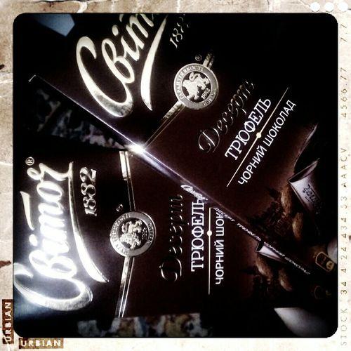 Искушение💖🍫 Chocolate♡ Sweet Life Heaven Truffle Black Chocolate Holidays Saint Nicholas Day Gifts ❤