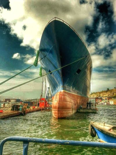Ship Coast Basque North Of Spain My Country In A Photo BasqueCountry