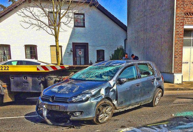 Car City Infelicidade Salto Street Transportation Unfall