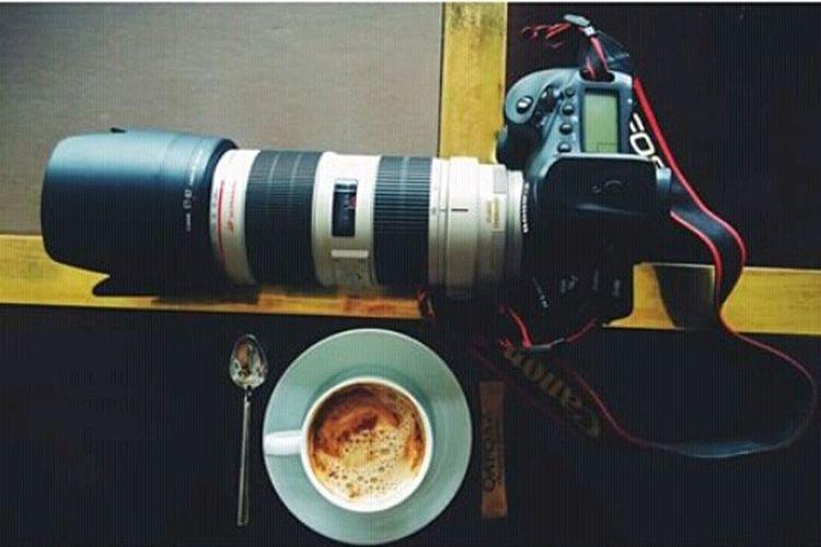 Canon and Coffee Break)))