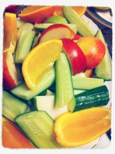 I Love Fruits & Vegitables Numnum <3