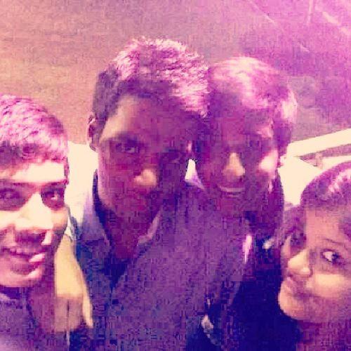 Awesome Fun Dandiya Dance party loved it bestfriends <3