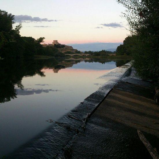 Enjoying Life Streamzoofamily Reflections Sunset