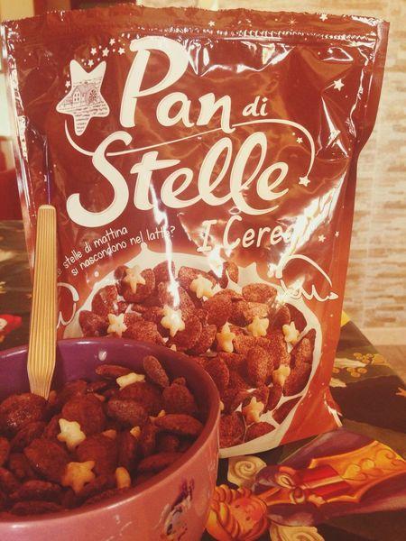Goodmorning Cereal Breakfast Foodporn Pandistelle