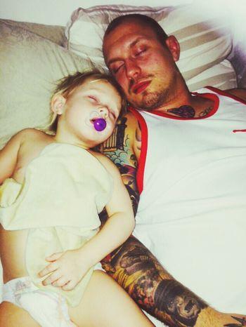 GoodNight❤ Bestfriends ❤ Likefatherlikedaughter