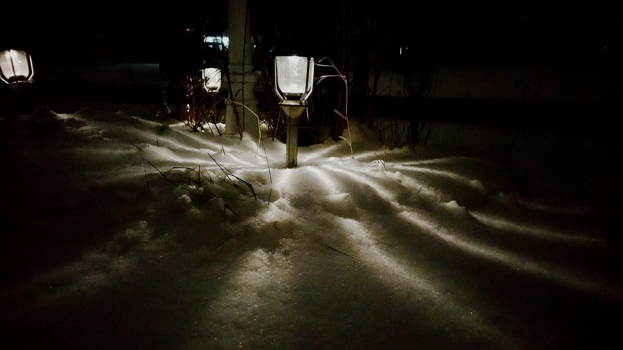illuminated, night, no people, indoors