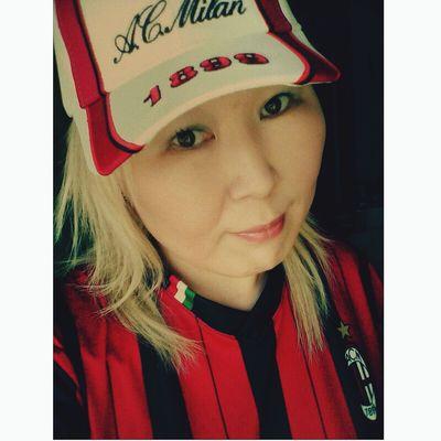 Forzamilan Forza  Tiamo❤ Amore That's Me Selfie Hello World Hi! Ciao. ✌ Italy❤️
