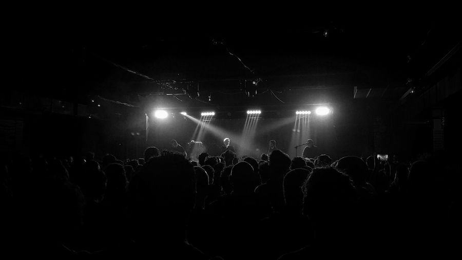 Concert B&w B&n Samsung VSCO Popular Music Concert Fan - Enthusiast Musician Crowd Performance Group Audience Rock Music Illuminated Nightlife Youth Culture
