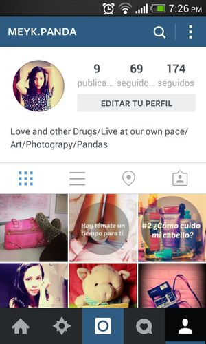 Follow me °ω° Instagram That's Me Followme On Instagram Beauty