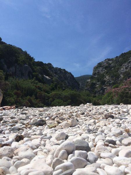 Italy Mountain Outdoors Rock Rock - Object Sardegna Sky Stone Stone - Object The KIOMI Collection White Rock White Stone