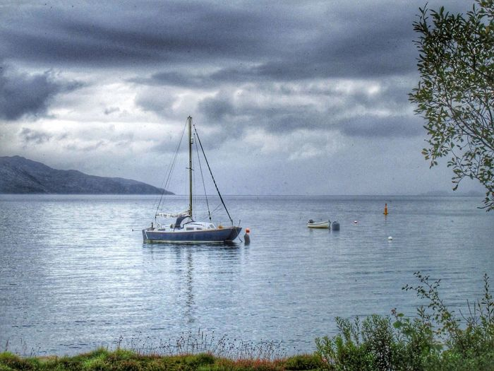 Isle of Mull Water_collection Sky Collection Nature_collection Boats