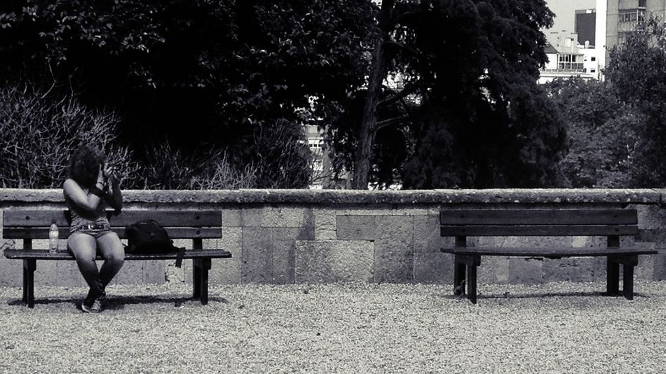 Capturing the emptiness ©2013 Emanuel Faria, all rights reserved Streetphotography NEM Black&white App'd Street Photography NEM Street