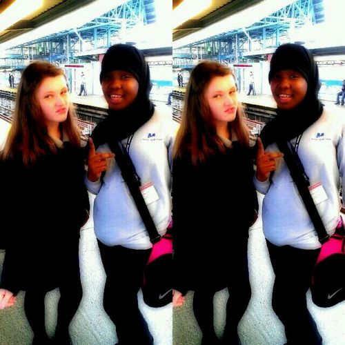 ,Me & Briana Chillin