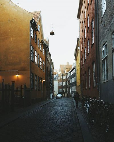 Probably one of the most photographed streets in Copenhagen 📷