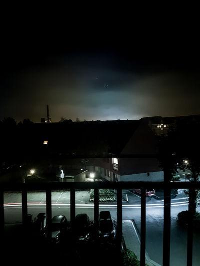 Night Illuminated Outdoors City No People Night Photography Night Lights Citylights Long Exposure Vejle DGI