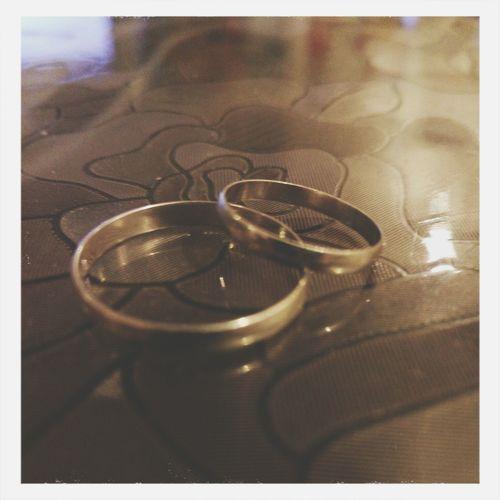 从来没有拍过咱们俩的戒指,但那不代表不爱你宝贝 In Heaven