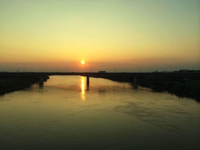 熱いなー IPhoneography Sunset