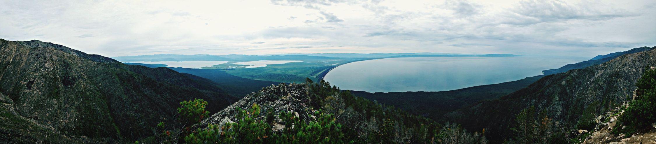 Hello World Enjoying Life Baikal Nature