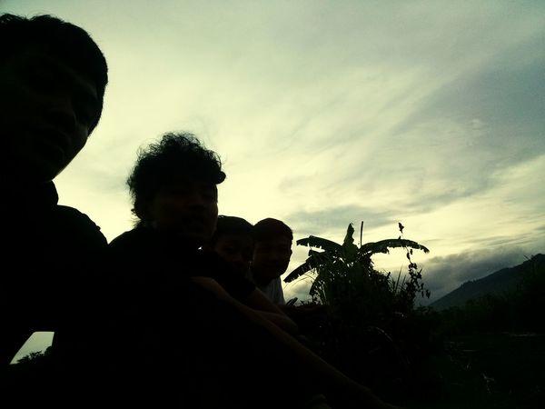 Memori in Kampung Halaman Relaxing Enjoying Life