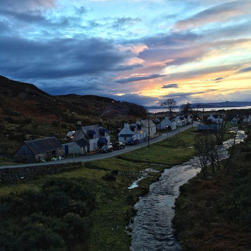 Scotland VisitScotland ILoveScotland Mytinyatlas Sunset Sunsetporn