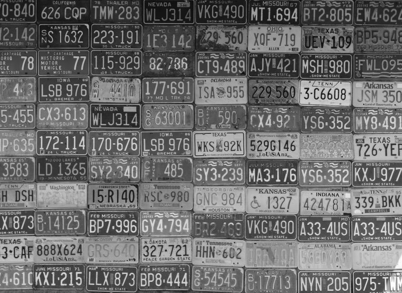 Backgrounds Full Frame Communication Close-up No People Number Text Day License Plates License Plate Licenseplate