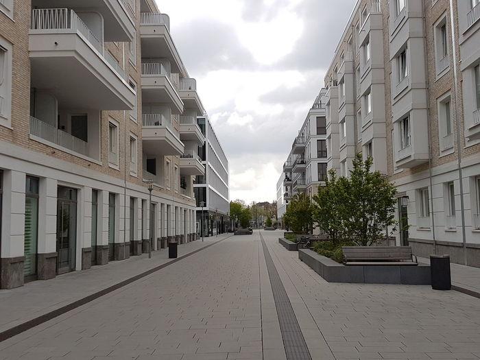 No People Düsseldorf Architecture Belsenplatz