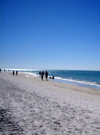 Love strolling on the beach Florida Beach Siesta Key