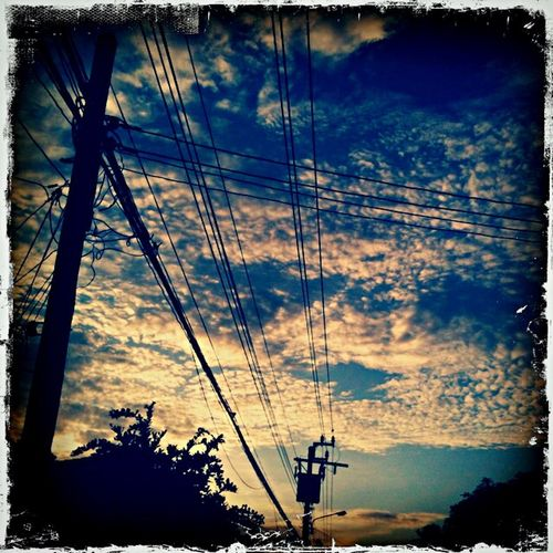 Clouds And Sky Cloud_collection  Hello World Evening Sky