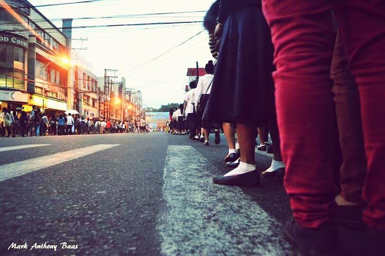 Longwalk Students