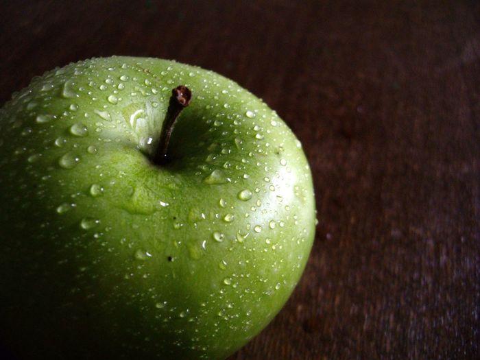 Eat More Fruit Food Healthy Leipzig Apple Vegetables Obst Wellness Macro Green