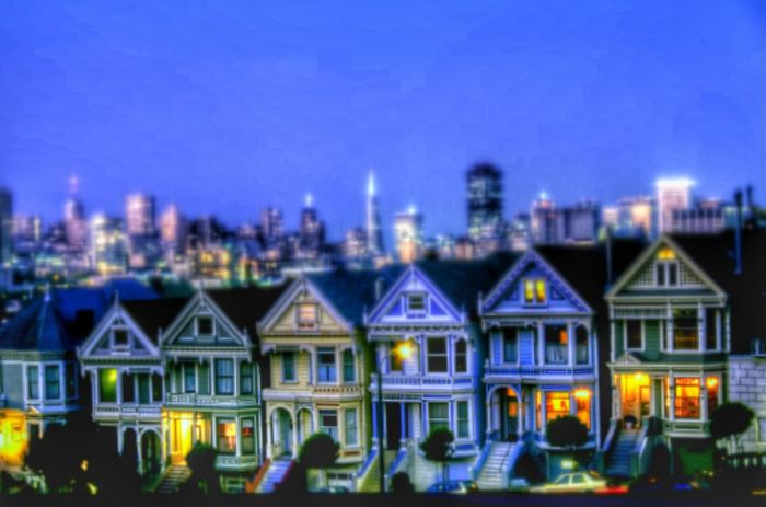 Painted Ladies, San Francisco, California Color Photography Eye4photography  Color EyeEm Best Shots Travel Photography Tourist Tourist Destination Travel Destinations Selective Focusing Selective Focus Tourist Attraction  Cityscape City Houses House Painted Lady Painted Ladies San Francisco California Sanfrancisco Editorial  Taking Pictures Landscape Scenic Landscape_Collection