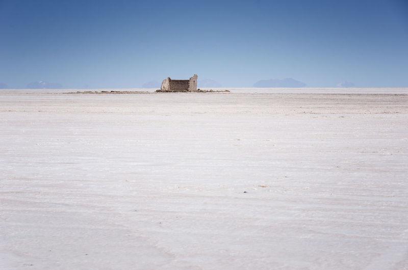 Sky Land Desert