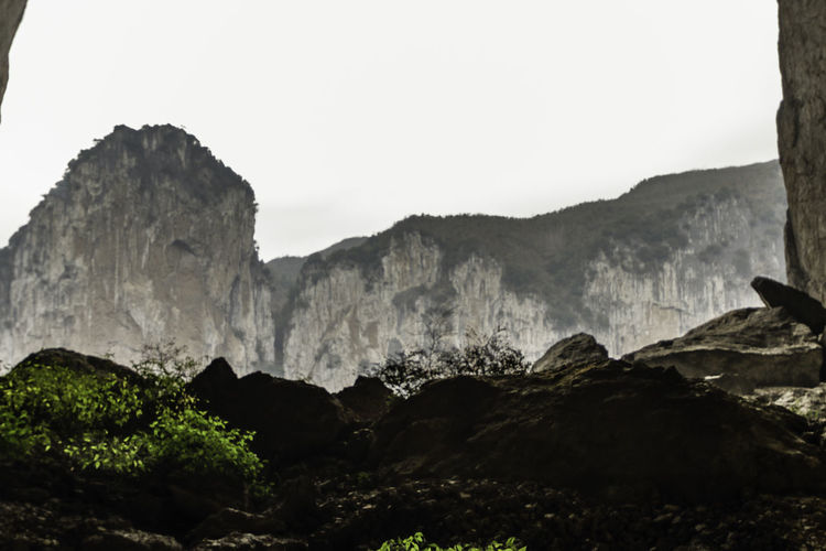 Beauty Cave China Day Guizhou Landscape Luipanshui Mountain Mountains Mouth Nature No People Opening Outdoors Photography Rock Rocks Rocky Scenics Sky Tourism Tranquility Travel Tree View