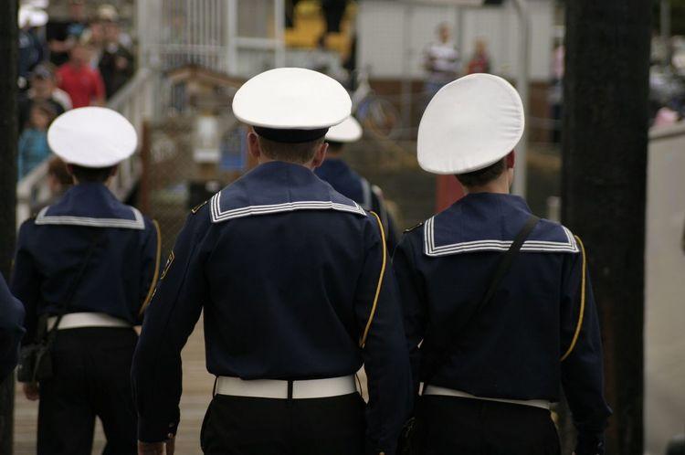 Sailor Russian People Navy