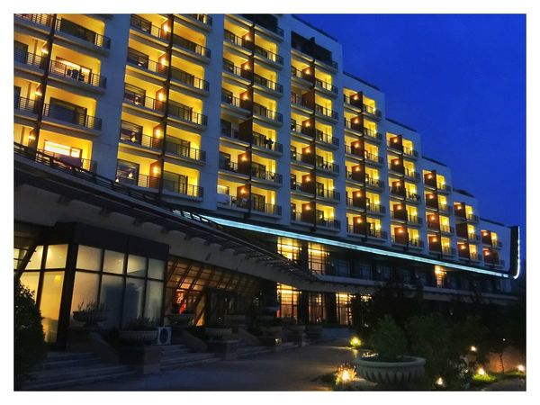 Gold Time Hotel, Bayuquan, Yingkou, may classmate is the boss