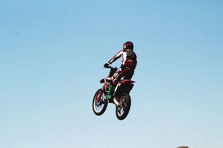 Motocross Stunt
