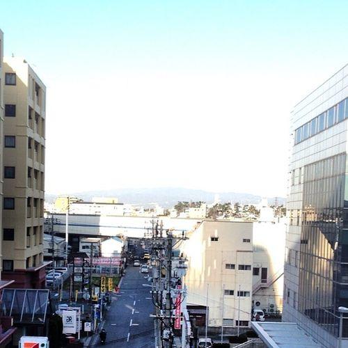 北大阪から見える 六甲山(≧∇≦) Rokkou mt OSAKA