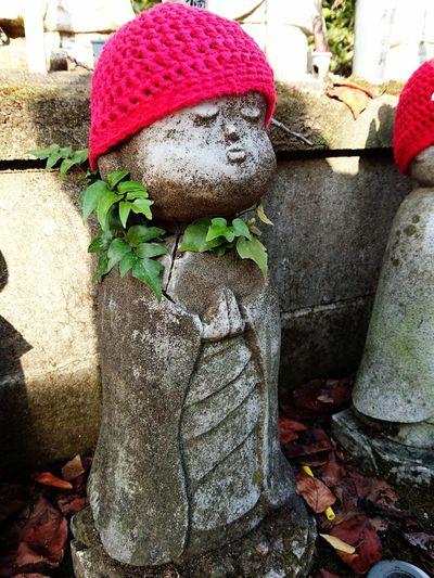 増上寺の可愛いらしいお地蔵様( ˘ᵕ˘ ) 東京 増上寺 Tokyo,Japan Zoujouji お地蔵様