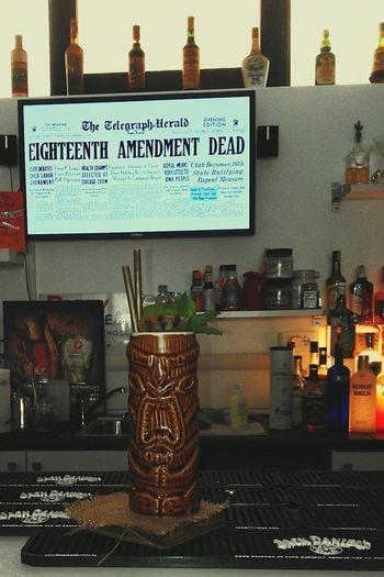 Cheers! Mai Tai Tiki Mug Tiki Cocktail
