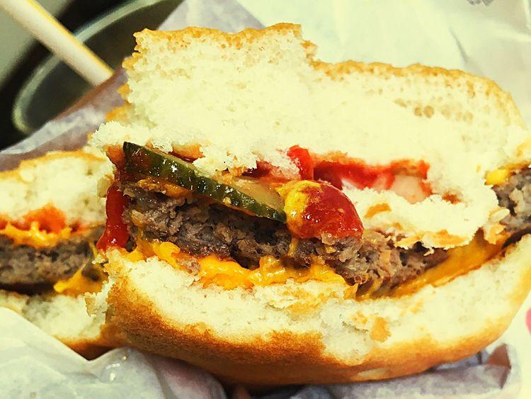 Macdonald's Burger