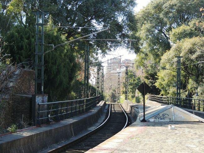 Enjoying Life Check This Out Argentina Buenos Aires Tren De La Costa Train Tracks Train Station Station Train Of The Coast Feel The Journey
