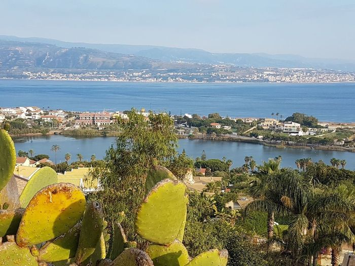 Lost In The Landscape Sea Nature Scenics Beauty In Nature Lake/sea View Sicily