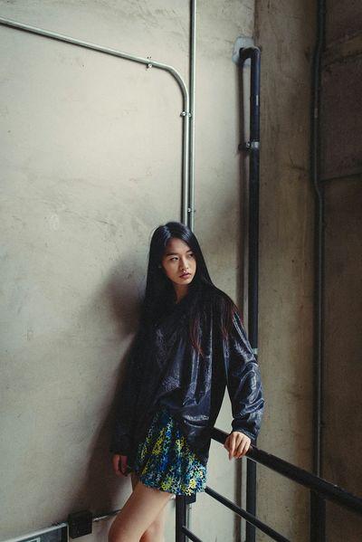 BABYGHOST Streetphotography Taking Photos Portrait Color Portrait Getting Inspired Hello World Shanghai Nikon 35mm