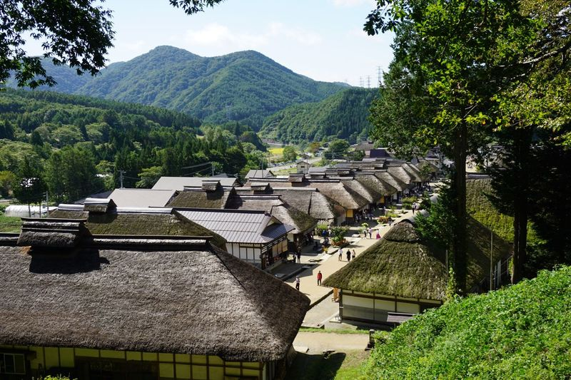 Road Village Small Town Stories Tree Plant Architecture Growth Built Structure Mountain Nature Landscape Roof Sky