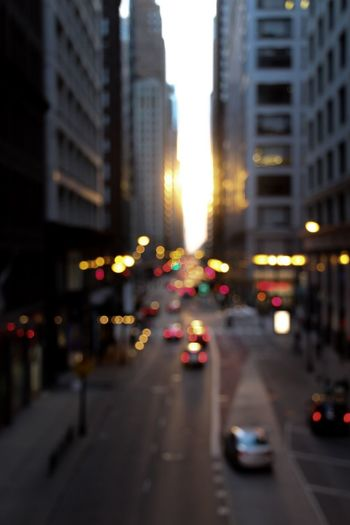 Street bokeh Chicago City Car Mode Of Transportation Motor Vehicle Street Transportation Illuminated Architecture Road Land Vehicle Building Exterior Built Structure City Life Traffic City Street Motion on the move Night Building No People Outdoors Office Building Exterior Skyscraper Vehicle Light Sunset Sunlight Architecture Architectural Column Urban