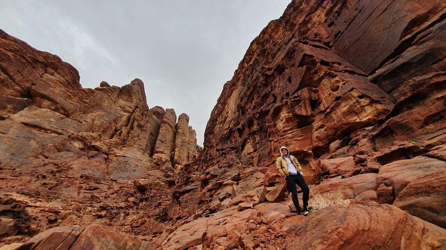 Photo taken in Tabuk, Saudi Arabia
