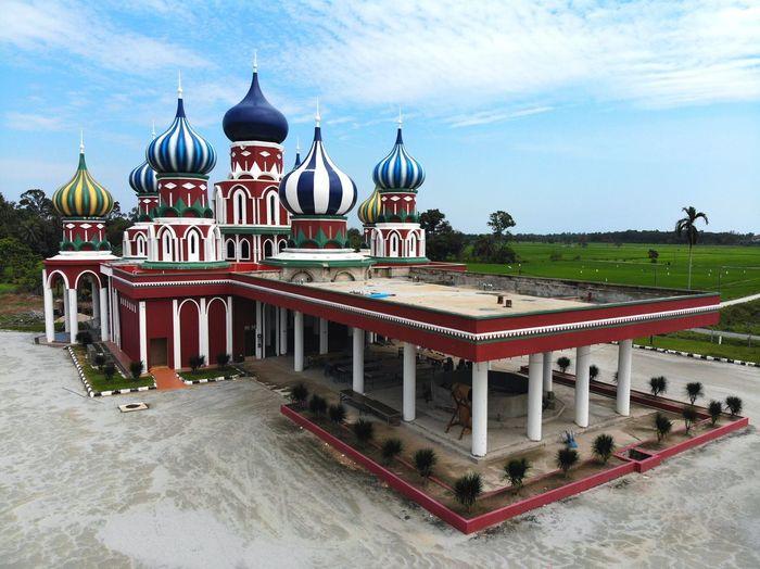 Masjid Lapan