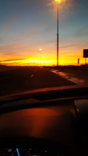 on the road, to Nashville Tennessee, watching the sun rise 2018 Sun Sunset Sunlight Sunrise Sunshine Sunshine Sunbeam New Day Road To Nowhere Roadtrip Road Trip Roadway Sky Sky And Clouds Skyporn Sky_collection Nature Beauty In Nature Beautiful Time To Reflect Sunset Transportation Cloud - Sky Sky Airplane Travel No People Road Outdoors Aerospace Industry Summer Road Tripping The Traveler - 2018 EyeEm Awards