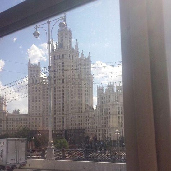 Архитектура_Москвы ВУЗ